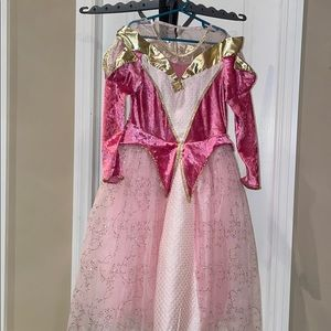 DISNEYWORLD Sleeping Beauty Princess Dress